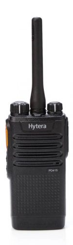 Hytera PD415 - DMR handheld radio